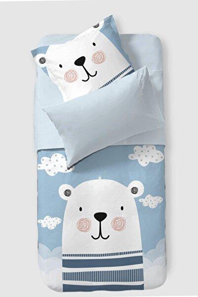 Firuze Bebek Nevresim Takımı Polar
