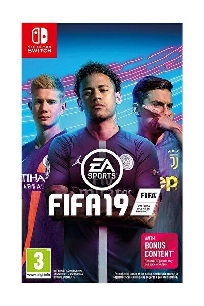Electronic Arts Fifa 19 Switch Oyun
