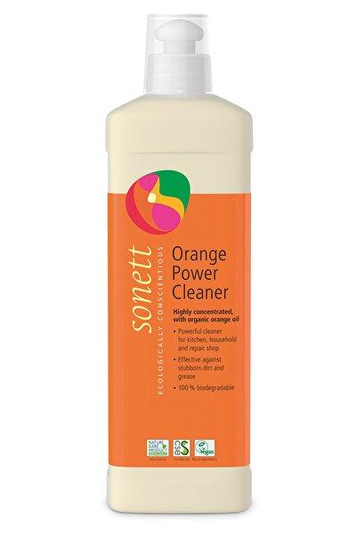 Sonett Organik Portakallı Güçlü Temizleyici - 500 ml