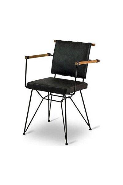 Baysam Penyez Sandalye (Siyah)