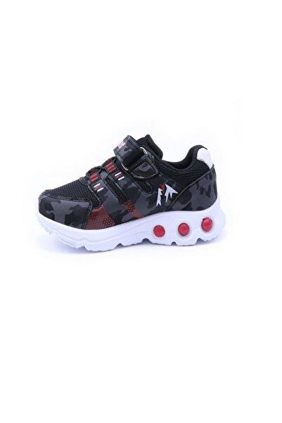 Arvento 160  Kız Çocuk Siyah  Spor Ayakkabı