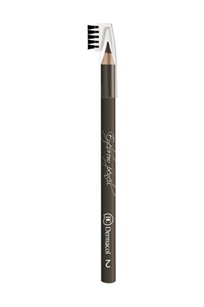 Dermacol Eyebrow Pencil 02