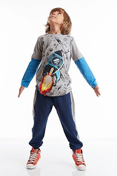 Mushi Pixel Roket Erkek Çocuk Pantolon Takım