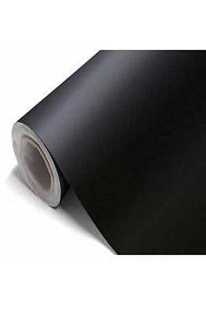 Ecce Mat Siyah Yapışkanlı Folyo  61 Cm  X 1 Mt