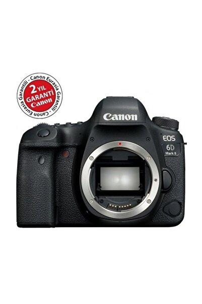 Canon Eos 6d Mark Iı Body ( Eurasia Garantili)