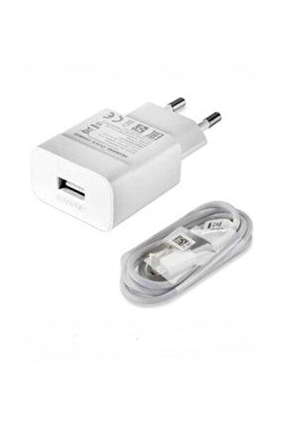Mate 10 Lite Uyumlu Şarj Aleti & Micro Usb Kablo Takımı (orjinal)