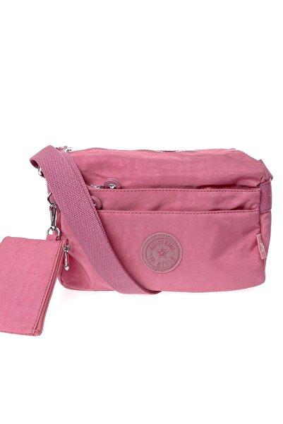 SMART BAGS Pembe Kadın Çanta