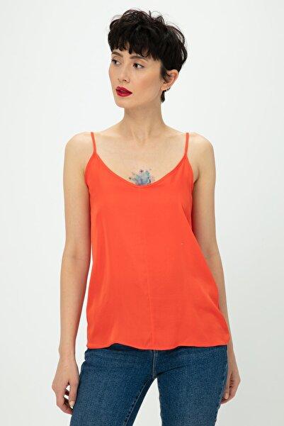 İpekyol Kadın Nar Çiceği Bluz IS1190006390209