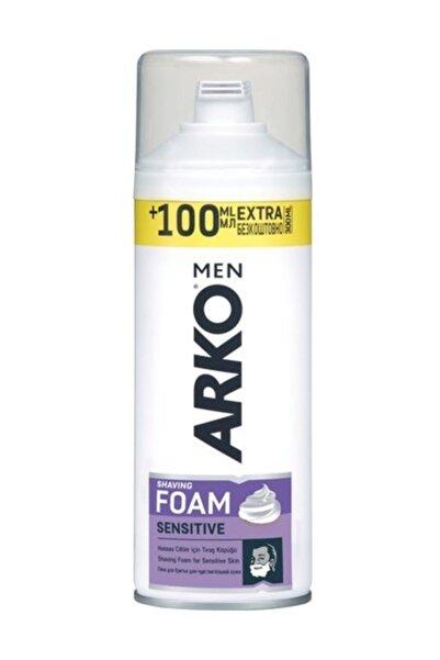 ARKO Traş Köpüğü Sensitive 300 ml
