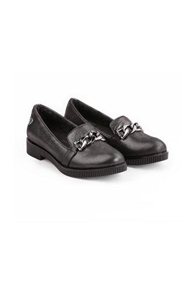 Mammamia 430 Gerçek Deri Bayan Ayakkabı