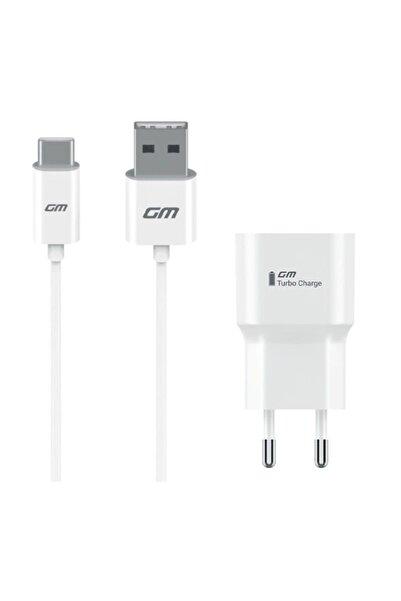 General Mobile Gm 9 Plus   Pro Type c Orijinal Şarj Aleti  Data Kablo  3 A Telpa Garantili