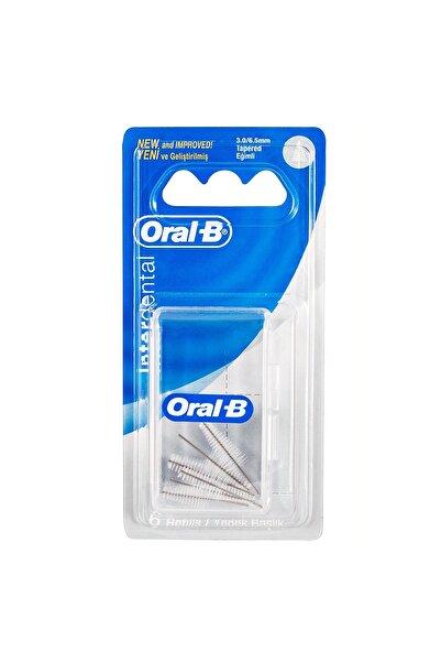 Oral-B Arayüz Diş Fırçası Yedeği Eğimli 6'lı