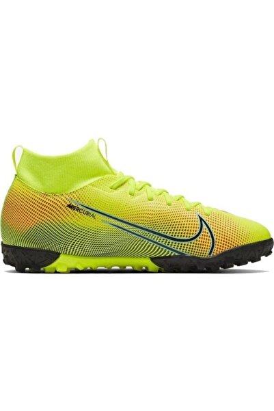 Nike Unisex Çocuk Yeşil Jr Superfly Academy Tf Halı Saha Ayakkabısı Bq5407-703