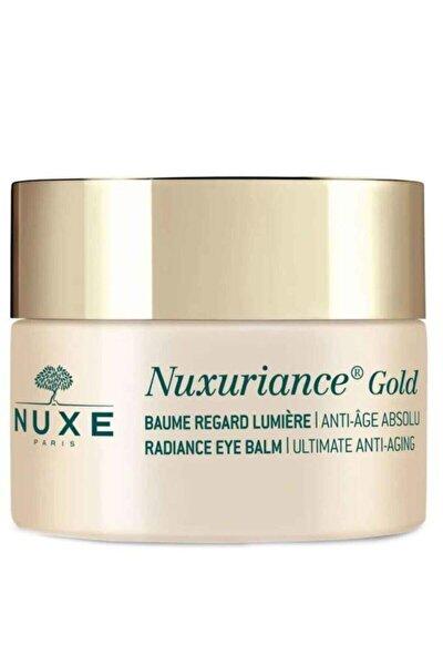 Nuxe Nuxuriance Gold Eye Balm- Anti Aging Göz Çevresi Bakım Kremi 15 ml