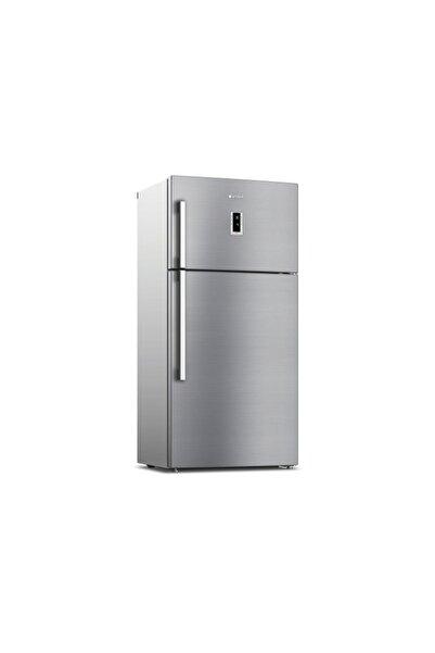 Arçelik 584611 EI NF No Frost Buzdolabı İnox