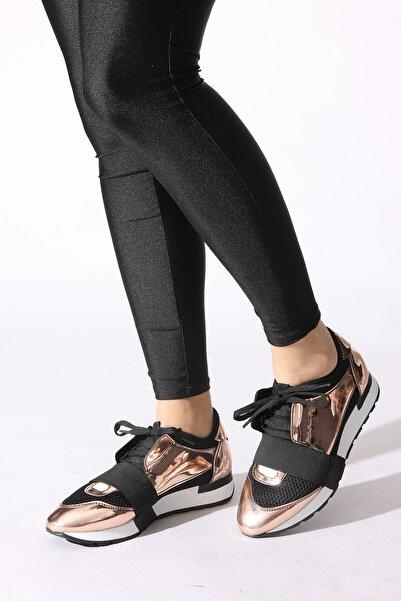 ROVIGO Bakır Kadın Sneaker 545Z1107-05