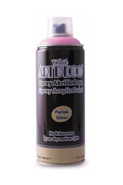 Artdeco Unisex Pembe Akrilik Sprey Boya 400 ml.