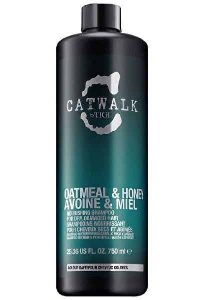 Tigi Bed Head Catwalk Oatmeal & Honey Onarıcı Şampuan 750ml