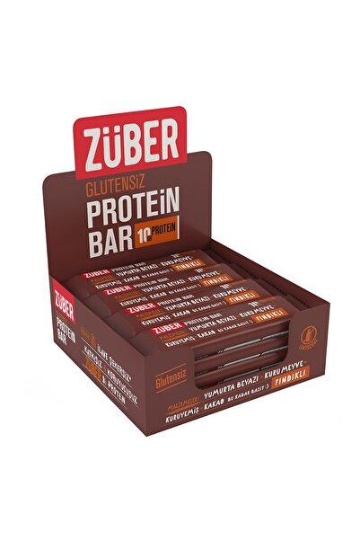 Züber Fındıklı Protein Barı - 35 gr x 12 Adet