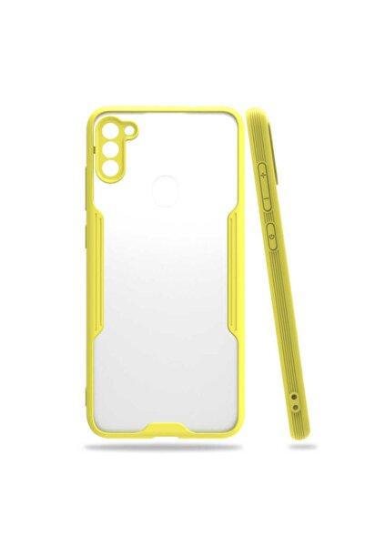 Samsung Galaxy A11 Kılıf Pastel Renk Tasarımı Cool-perfect Yumuşak Ve Esnek