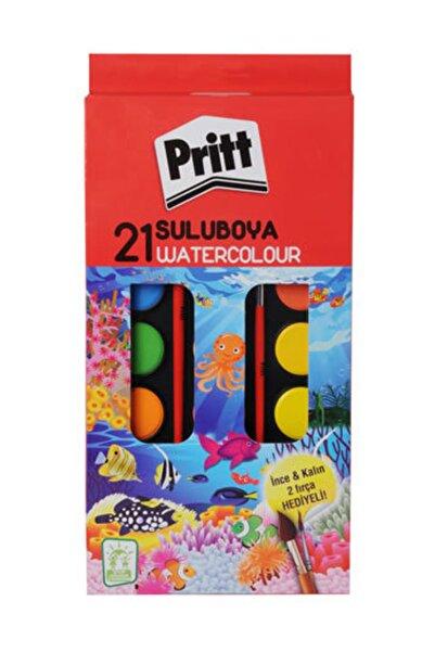Pritt Pritt Suluboya 21'Li