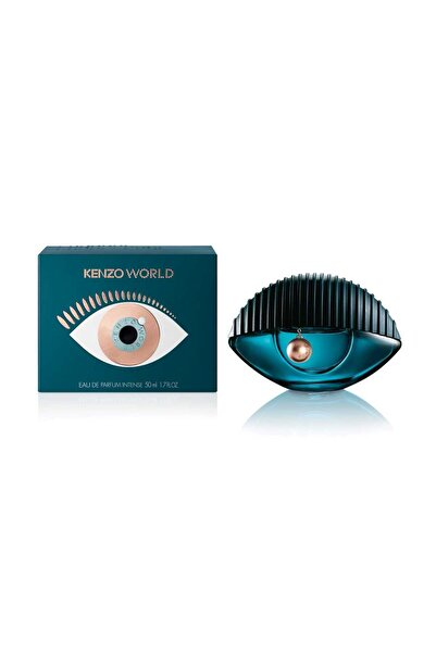 Kenzo World Intense Edp 50 ml Kadın Parfüm 3274872353237