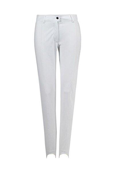Sun Valley Donners Kadın Kayak Pantolonu Beyaz