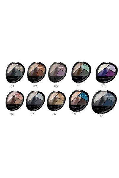 Deborah Eye Design Quad Eyeshadow 4lü Far 05