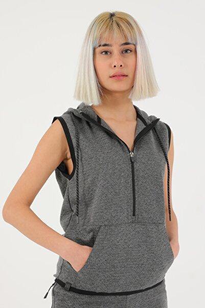 Airlife Kadın Pamuklu Antrenman Sweatshirt