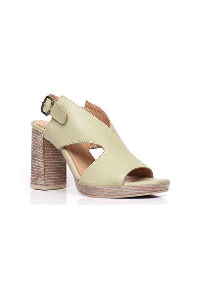 BUENO Shoes Gri Kadın Sandalet 9n6403