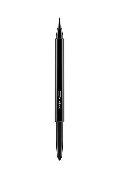 M.A.C Suya Dayanıklı Eyeliner - M·A·C Dual Dare All-Day Dare Black 773602500482