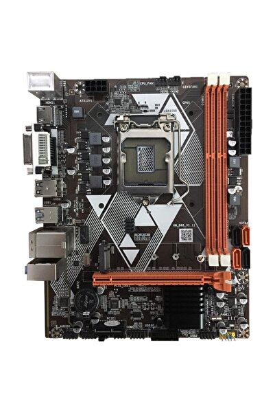 TURBOX B85 Intel B85 1600 Mhz Ddr3 Soket 1150 Matx Anakart