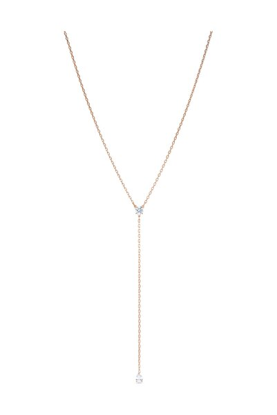 Swarovski Kolye Attract Soul-necklace Czwh-cry-ros 5539007