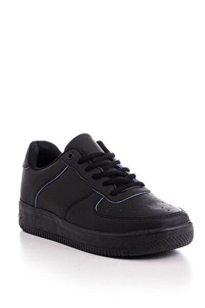 Siyah Mavi Unisex Sneaker V2005-0
