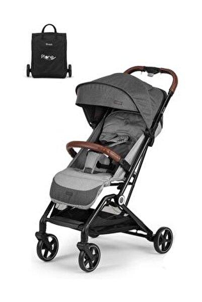 Plane Kabin Tipi Bebek Arabası Siyah-gri
