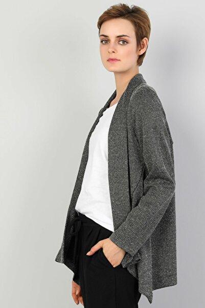 Colin's KADIN Regular Fit Kadın Siyah Ceket CL1047320
