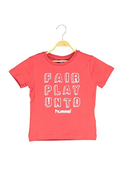 HUMMEL Kırmızı Erkek Çocuk T-Shirt