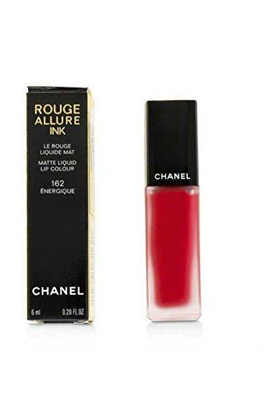 Chanel Rouge Allure Ink Matte Liquid Lip Colour 162 Energique