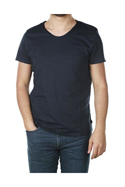 Bad Bear V-NECK TEE NAVY