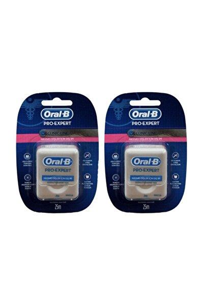Oral-B Diş Ipi Pro Expert Clınıc X 2 Adet
