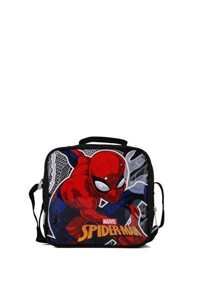 SPIDERMAN Kadın Spider-man Parlak Yüzey Beslenme Çantası 96619
