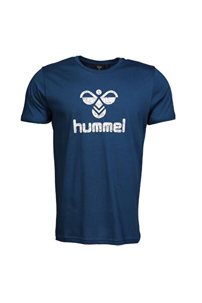 HUMMEL Erkek Spor T-Shirt - Hmlakıra T-Shırt S-S Tee  - M910946-7871