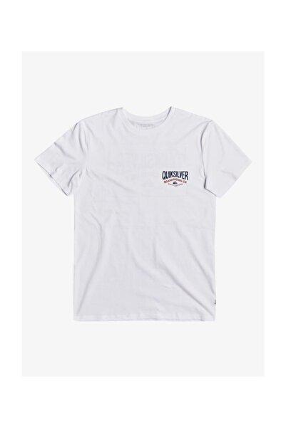 Quiksilver Cloud Corner Erkek T-shirt