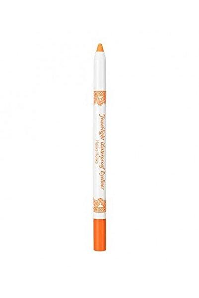 Holika Holika Jewel-light Waterproof Eyeliner #18-coral Orange