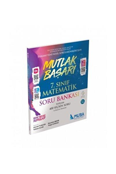 Muba Yayınları Mutlak Başarı 7.sınıf Matematik Soru Bankası