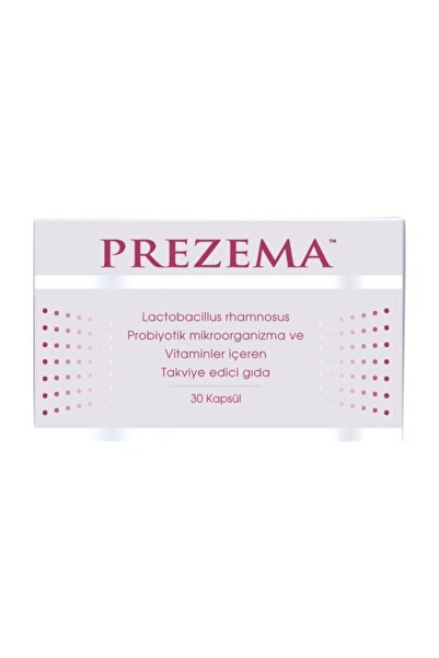 Imuneks Farma Prezema 30 Kapsül