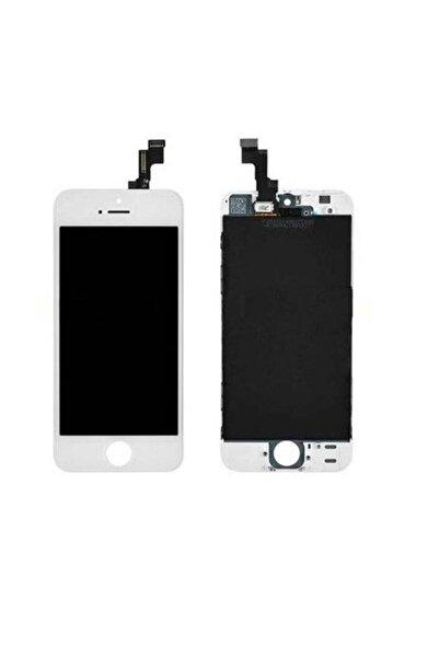 EgeTech Apple Iphone 5s Lcd Ekran Ve Dokunmatik - Beyaz