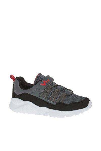 Victory Deichmann Siyah-Gri Çocuk Sneaker