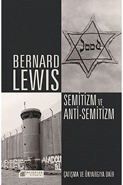 Akıl Çelen Kitaplar Semitizm Ve Anti-semitizm