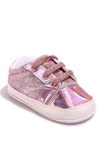 Funny Baby Bağcıklı Ilk Adım Ayakkabı